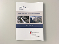 Synthesis Report on Climate change impact on Swiss hydropower production