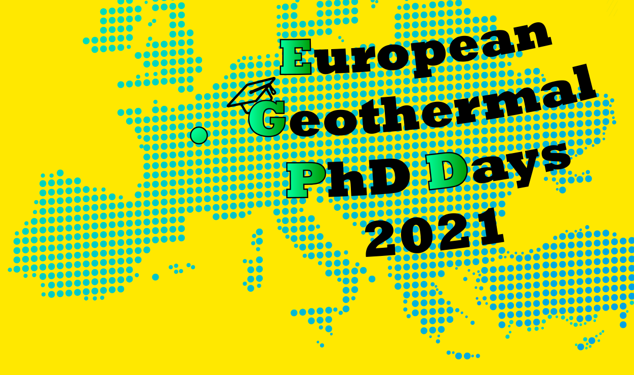 Submit your abstracts for the 12th edition of the European Geothermal PhD Days
