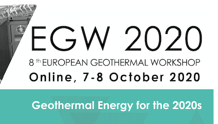 Registration and abstract submission for EGW 2020 open