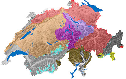 Glacier retreat has limited impact on Swiss hydropower production
