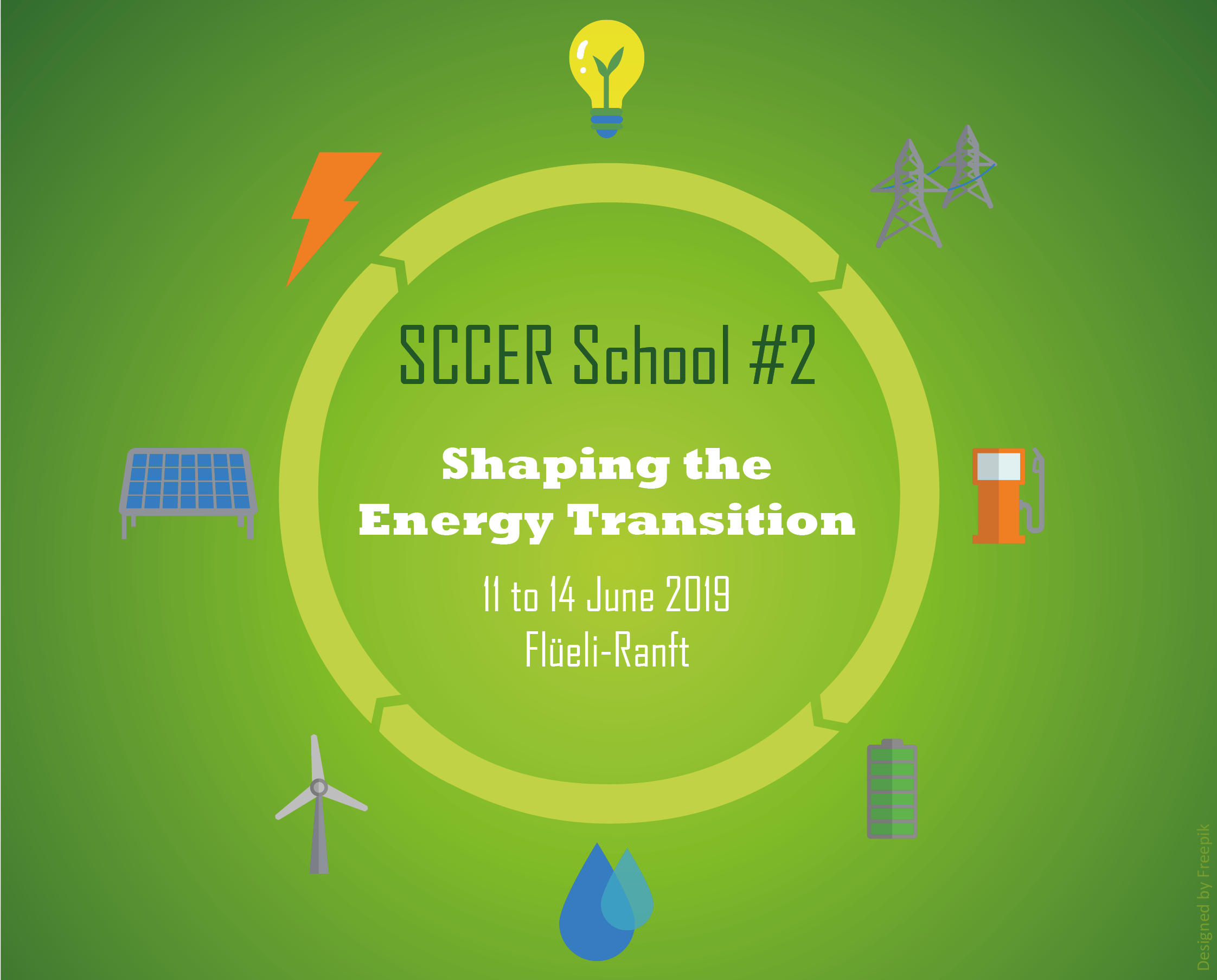 Register now for the SCCER School #2!